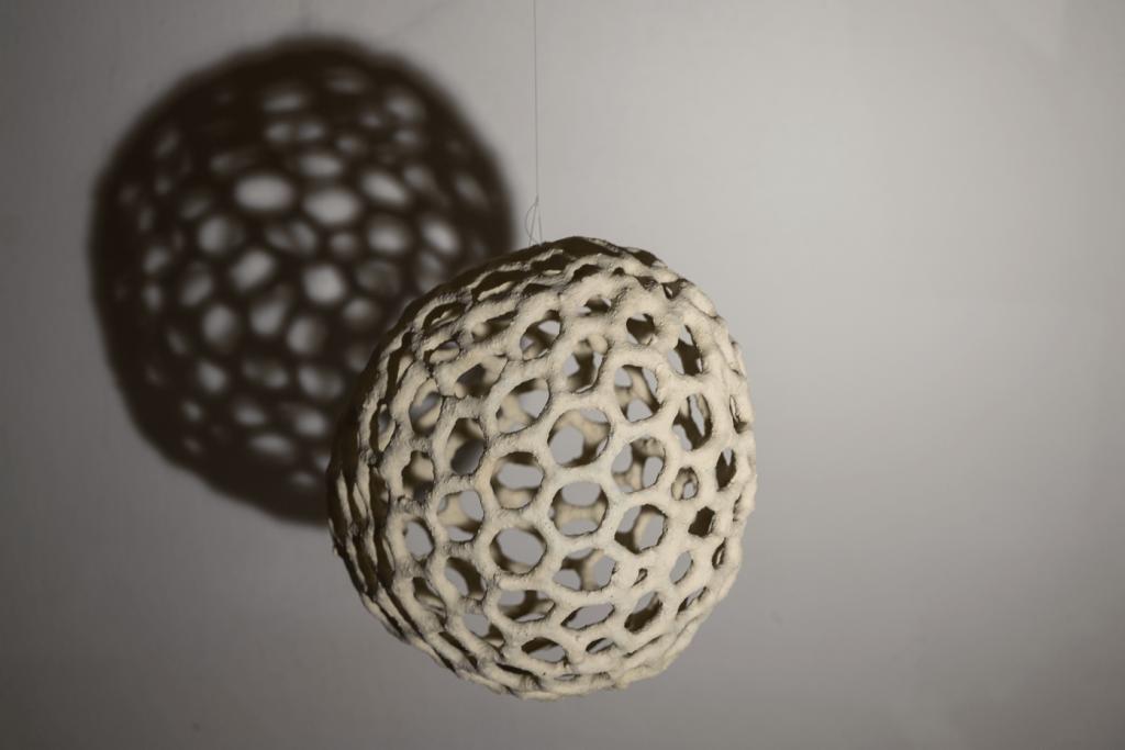 Barbara Schmid Keramik Kunst Kommunikatiosblase